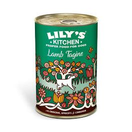 Lily's Kitchen Lamb Tagine Dog Food Tin 400g
