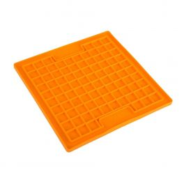 "Lickimatâ""¢ Playdate Treat Mat Orange"