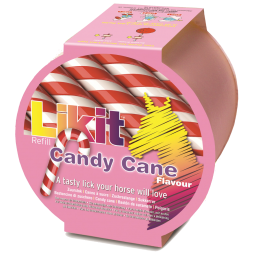 Little Likit Horse Treats Refill Candy Cane Flavour 250g