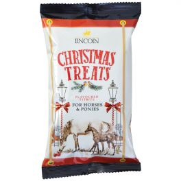 Lincoln Christmas Horse Bix Treats 150g