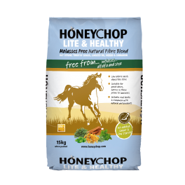 Honeychop Lite and Healthy Horse Food 15kg