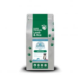 Foss Feeds Super Premium Adult Dog Food with Lamb & Rice