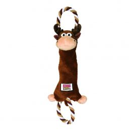 KONG Tugger Knots Moose Medium/Large Dog Toy