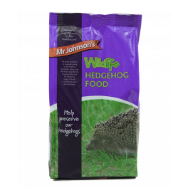 Mr Johnson's Wildlife Hedgheog Food 750g