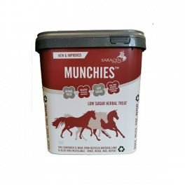 Saracen Munchies Horse Treats 3kg