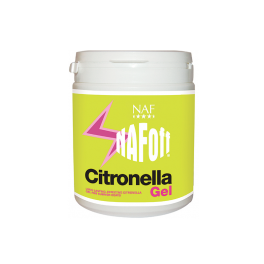 NAF Off Citronella Equine Fly Repellent Gel 750g