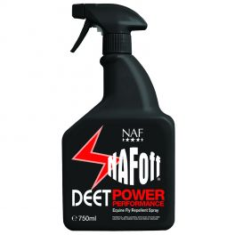 NAF Off Deet Power Performance Equine Fly Repellent Spray 750ml