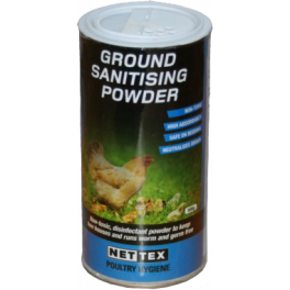 Net-Tex Ground Sanitising Powder 500g