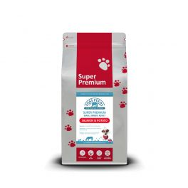 Foss Feeds Super Premium Small Bite Adult Dog Food with Salmon
