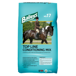 Baileys No.17 Top Line Conditioning Mix Horse Food 20kg