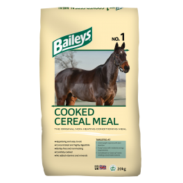Baileys No.1 Cooked Cereal Meal Horse Food 20kg