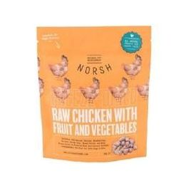 Norsh Raw Chicken with Fruit and Vegetables Dog and Cat Treats 25g