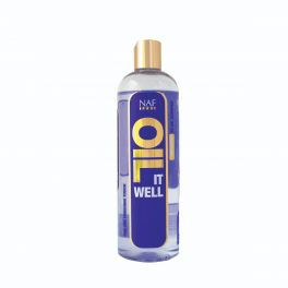 NAF Equine Oil It Well Coat Oil 500ml
