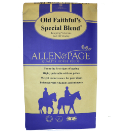 Allen & Page Old Faithfuls Special Blend Horse Food 20kg