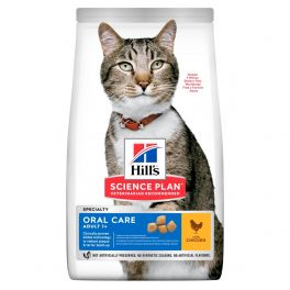 Hill's Science Plan Feline Oral Care Cat Food with Chicken