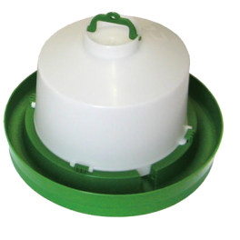 Plastic Poultry Drinker Base Fill