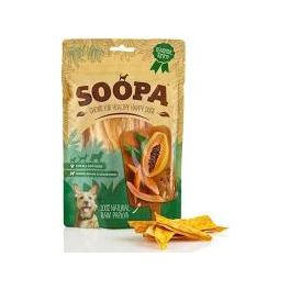 Soopa Raw Papaya Dog Treats 85g