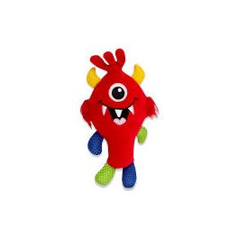 Pawise Vivid Life Monster Fiery Dog Toy
