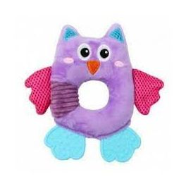Pawise Vivid Life Hollow Owl Puppy Toy