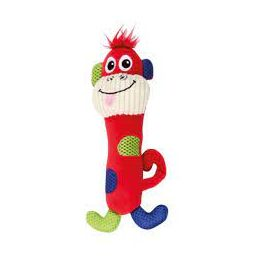 Pawise Vivid Life Stick Monkey Dog Toy