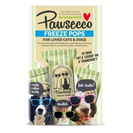 Woof & Brew Pawsecco Freeze Pops for Dogs and Cats