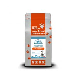 Foss Feeds Super Premium Large Breed Dog Food with Chicken & Rice