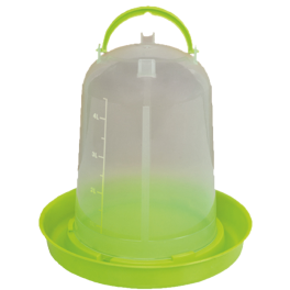Tony Mitchell Plastic Lime Green Eco Poultry Drinker