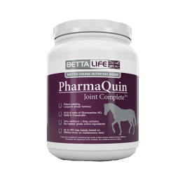 Betta Life PharmaQuin Joint Complete HA Equine Supplement