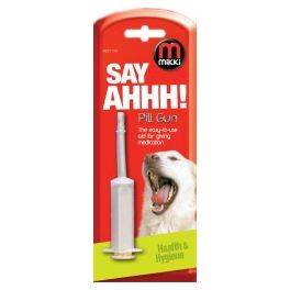 Mikki Say Ahhh Pill Gun for Animals