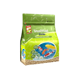 Tetra Pond Variety Sticks Fish Food 600g