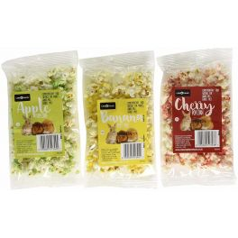 Little Friends Fruity Flavoured Popcorn Small Animal Treat 18g