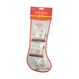 Lincoln Christmas Treats Horse Stocking
