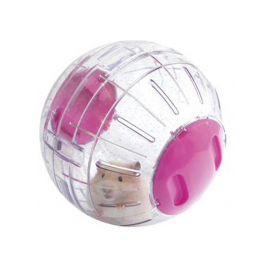 Rosewood Glitter Hamster Exercise Ball