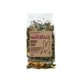 Rosewood Naturals Nature's Salad Small Animal Treat 200g