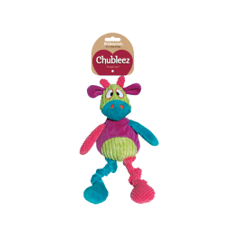Rosewood Chloe Cow Dog Toy