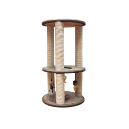 Rosewood Cinnamon Cat Scratching Post
