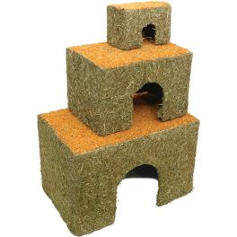 Rosewood Naturals Carrot Cottage for Small Animals