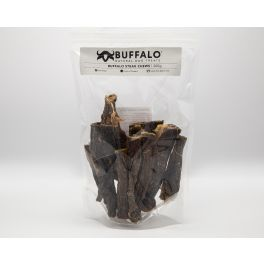 Buffalo Steak Chews Dog Treat 200g