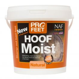 NAF Pro Feet Hoof Moist Natural for Horses 900g