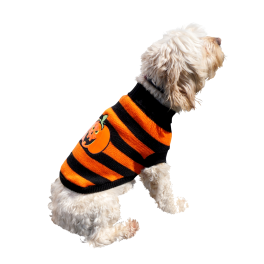 Rosewood Halloween Novelty Pumpkin Dog Jumper