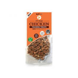 JR Pet Products Pure Chicken Dog Training  Treats 85g