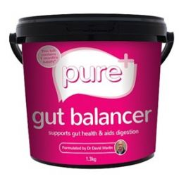 Pure Feed Company Pure+ Gut Balancer/Support Horse Supplement 1.3kg