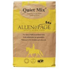 Allen & Page Quiet Mix Horse Food 20kg