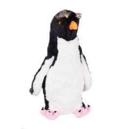 Animal Instincts Snow Mates Reggie Rock Hopper Penguin Dog Toy