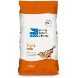 RSPB Table Seed Mix Wild Bird Food