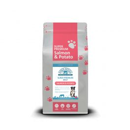 Foss Feeds Super Premium Adult Dog Food with Salmon & Potato