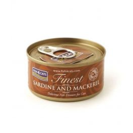 Fish4Cats Finest Sardine and Mackerel Cat Food