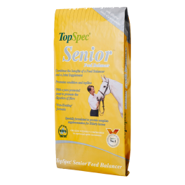 TopSpec Senior Feed Balancer Horse Food 15kg