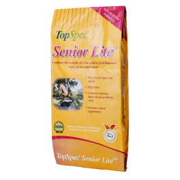TopSpec Senior Lite Feed Balancer Horse Food 15kg