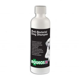 Aqueos Anit-Bacterial Dog Shampoo 200ml